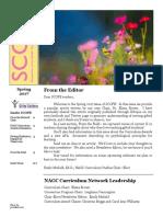 nagc - curriculum studies network newsletter - spring 2017 final