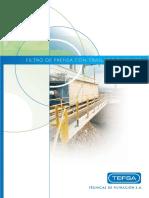 03-Filtro Prensa Con Traslado Superior