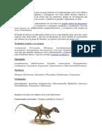 Dinosaurios de La Península Iberica