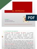 FILOSOFÍA DEL DERECHO LECCIÓN 6 el derecho.pdf