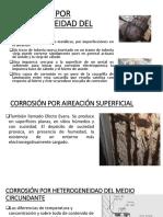 Gustavo Saico- Corrosion