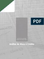 Analise de Risco e Credito