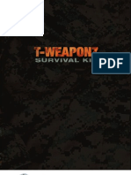 T-Weaponz Press Kit