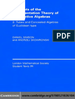 [Simson, Skowronski] Elements of the Representation Theory of Associative Algebras - Vol. 2