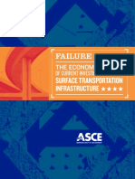 Failure to Act Transportation Report ASCE