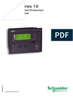 SEPAM Series 10 - User's Manual
