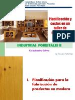 13. Planificación y Costos de Carpinteria
