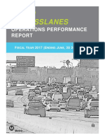 ExpressLanes fiscal year 2017 report