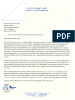 Hogan Letter to Frosh FAA