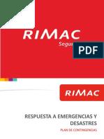 RESPUESTA A EMERGENCIAS Y DESASTRES
