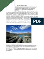 Energía Hidroelectrica Domitila