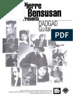 Pierre Bensusan Presents DADGAD Guitar.pdf