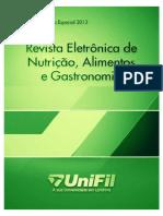 Especial Nutrição -2013