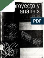 Proyecto y análisis
