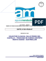 37aba7262a-Pliego-expte-301 Colector Cloacal Calle Pedro Del Castillo, Nueva Ciudad, Guaymallen Mendoza