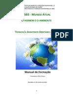 6665 Manual Formação