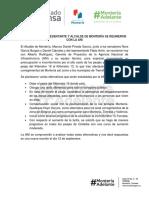 29-08-2017 SENADORES, REPRESENTANTE Y ALCALDE DE MONTERÍA SE REUNIERON CON LA ANI