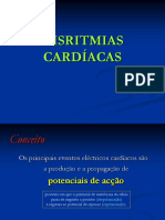 Arritmias Cardiacas 19 Out