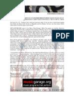Press Release MetalMusiKamp