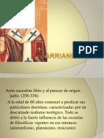 arrianismo