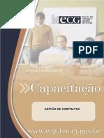 ECG - Apostila Gestão de Contratos