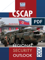 CSCAP Regional Security Outlook (CRSO) 2017