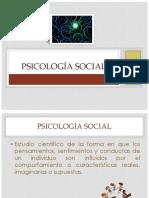 PSICOLOGÍA-SOCIAL