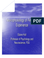 Neurophysiology Religious Experience
