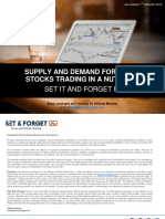 Supply and Demand Basic Forex Stocks Trading Nutshell by Alfonso Moreno