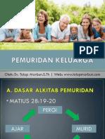 'Dokumen.tips Pemuridan Keluarga Keluarga Kristen Berdasarkan Alkitab