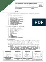 PROCEDIMIENTO N⁰-026 CARGUIO CON CARGADOR FRONTAL.docx