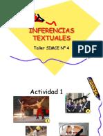 Taller 4 Inferencias