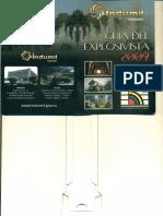Guía Del Explosivista 2009