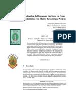 Estimativa de Captação de Carbono Por Árvore Esalq 2009
