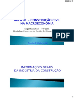 aula- Construcao Civil Na Macroeconomia