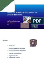160502 - Eval. Econ. PProy. Ciencias de La Tierra (Print) 2017-1