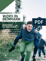 Work in Denmark Welcome