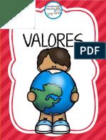 Tarjetas Valores PDF