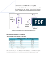 Transistor Efek Medan.docx