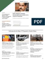 Internacional - Diario Financiero