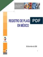 Registro de Plaguicidas Registro de Plaguicidas