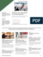 Economía y Política - Diario Financiero