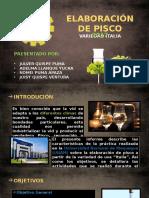 diapositivas Pisco