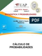 Ayuda6-Cálculo de Preobabilidades