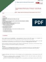 DFC - Demonstracoes Fluxo Caixa