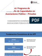 Fundamentos Económicos de APPs -1