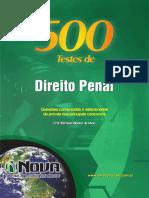 500 Questões de Dir Penal-1 (1)
