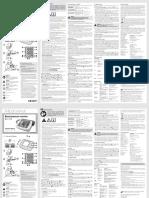 Manual Medisana 51160 Bu 510