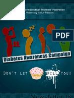 18. EPSF Diabetes Awareness Campaign NL