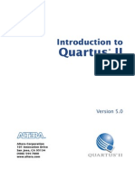Introduction to Quartus II Manual